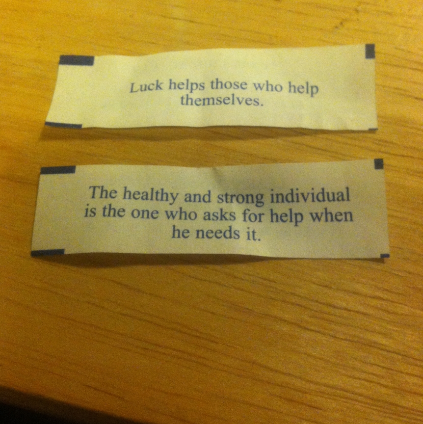Contradicting Fortunes?