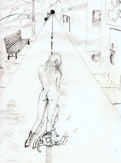 nude-ashamed-in-the-street